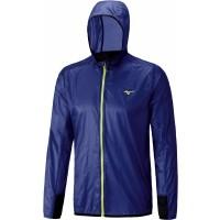Mizuno LIGHTWEIGHT HOODY JACKET - Pánská běžecká bunda