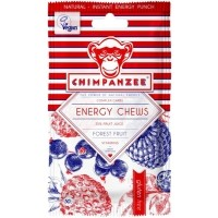 Chimpanzee ENERGY CHEWS FOREST FRUIT - Gumové bonbony