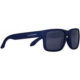 Blizzard RUBBER DARK BLUE POL - Polarizační sluneční brýle