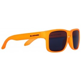 Blizzard NEON ORANGE MATT JUN - Sluneční brýle