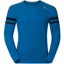 Odlo JUL PRINT SHIRT L/S CREW NECK - Pánské funkční tričko