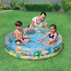 Bestway OCEAN LIFE POOL - Nafukovací bazén - Bestway
