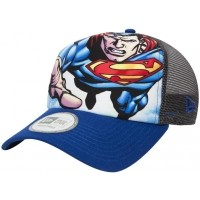 New Era 9FORTY SUPER TRUCK SUPERMAN - Truckerka Superman