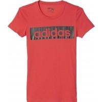 adidas ESSENTIALS LINEAR TEE - Dámské tričko