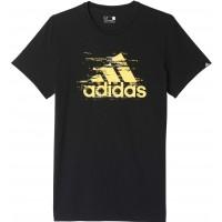 adidas ESS LOGO - Pánské triko