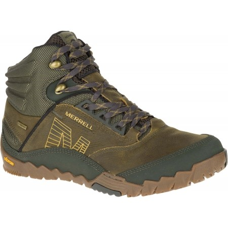 Pánská outdoorová obuv - Merrell ANNEX MID GORE-TEX - 1