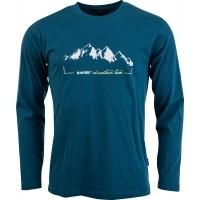 Hi-Tec PANORAMA - Pánské triko s dlouhým rukávem