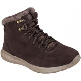 Skechers GO WALK CITY - Dámská zimní obuv