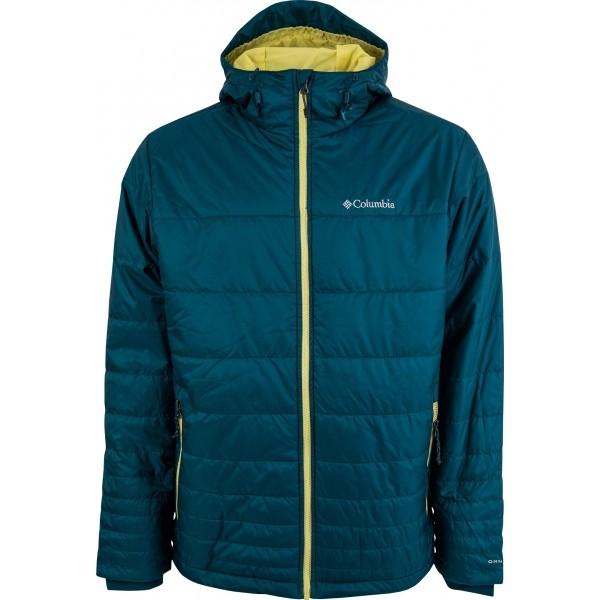Columbia GO TO HOODED JACKET - Pánská zimní bunda