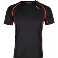 Puma PE RUNNING SS TEE - Pánské sportovní tričko