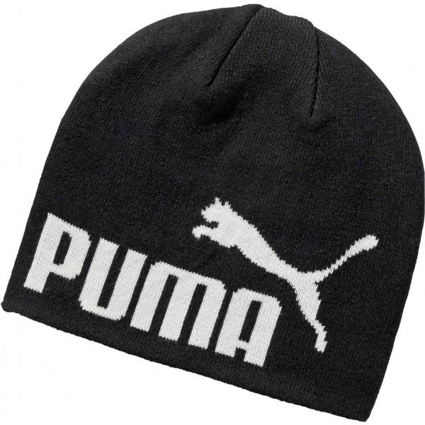 Puma ESS BIG CAT NO 1. LOGO BEANIE - Stylová zimní čepice