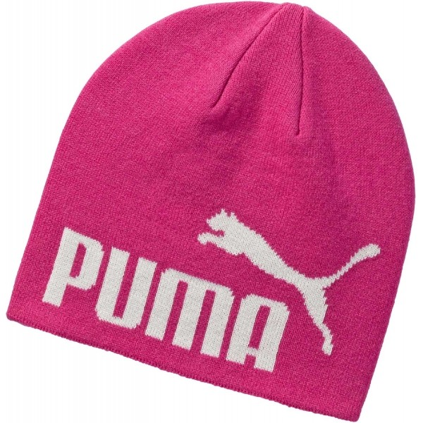 Puma ESS BIG CAT NO 1. LOGO BEANIE - Dětská stylová čepice