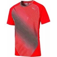 Puma GRAPHIC SS TEE - Pánské běžecké triko