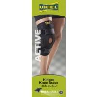 Uriel AC43D - Bandáž kolene s kloubovou výztuhou