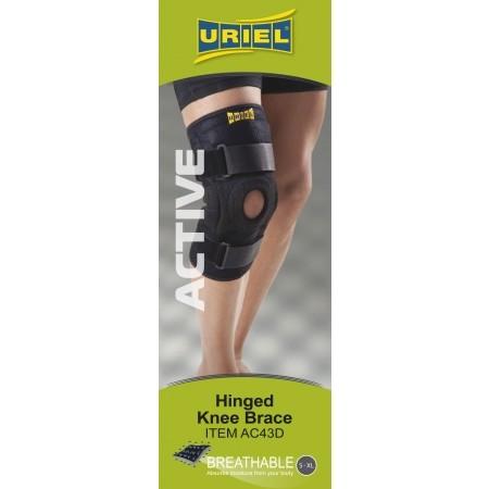 AC43D - Bandáž kolene s kloubovou výztuhou - Uriel AC43D