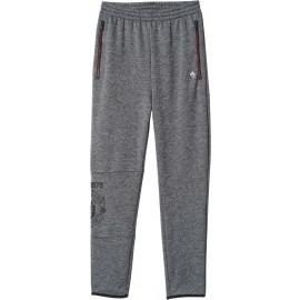 adidas FOOTBALL CLUB MUFC KNITTED TIRO PANT - Chlapecké kalhoty
