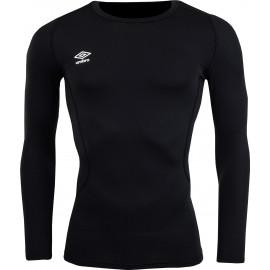 Umbro CORE LS CREW BASELAYER - Pánské sportovní triko