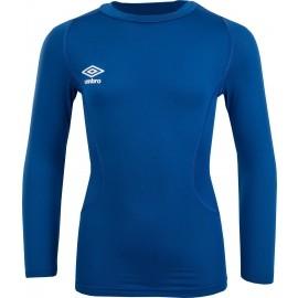 Umbro CORE LS CREW BASELAYER JNR - Chlapecké sportovní triko