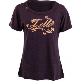 Lotto ABIGAIL III TEE W MOULINE - Dámské tričko