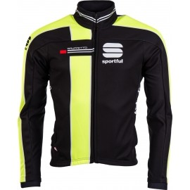 Sportful GRUPETTO PARTIAL WS JACKET - Pánská cyklo bunda
