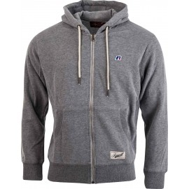 Russell Athletic VINTAGE FULL ZIP HOODED TOP