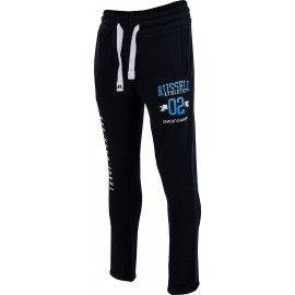 Russell Athletic OPEN LEG PANT WITH CRACK PRINT