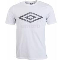 Umbro LARGE LOGO COTTON - Pánské triko