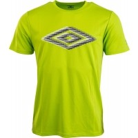Umbro BROKEN COLOUR DIAMOND POLY TEE - Pánské triko