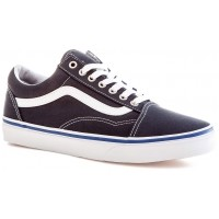 Vans OLD SKOOL CANVAS Midnight Navy - Unisex tenisky