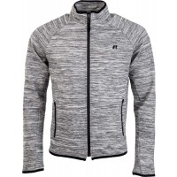 Russell Athletic PERFORMANCE TRACK JACKET WITH COATED ZIPS - Pánská mikina