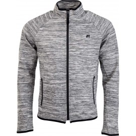 Russell Athletic PERFORMANCE TRACK JACKET WITH COATED ZIPS