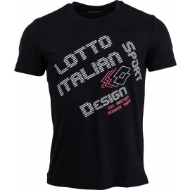 Lotto JONAH III TEE LOGO PLUS - Pánské triko