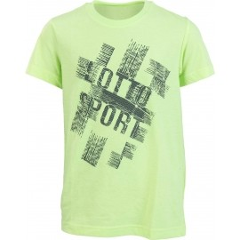 Lotto JONAH III TEE PRT JNR - Chlapecké triko