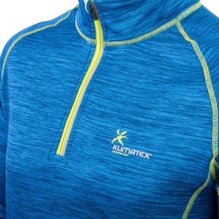 Pánský pulovr pro chladnější počasí - Klimatex NIKLAS - 3