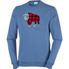 Columbia CSC CHECK THE BUFFALO CREW SWEATSHIRT