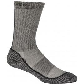 Icebreaker MENS HIKE BASIC MED CRW - Ponožky