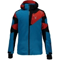 Spyder LEADER JACKET - Pánská lyžařská bunda