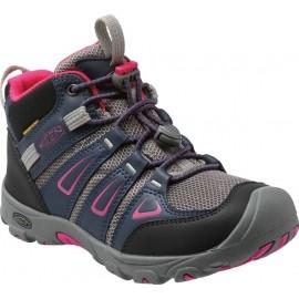 Keen OAKRIDGE WP JR - Dětská zimní obuv