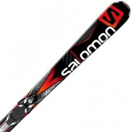 Salomon X-DRIVE 8.0 + MXT10 C90