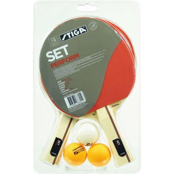 Stiga PERFORM SET - Set na stolní tenis