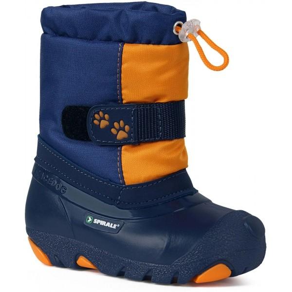 Spirale CERRO - Dětská zimní obuv