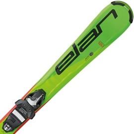 Elan RC RACE QS + EL 7.5 - Dětské sjezdové lyže
