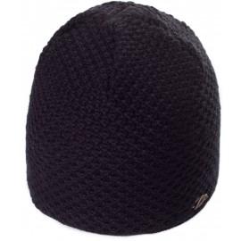 R-JET ČEPICE HRUBĚ PLETENÁ LENY - Pánská pletená čepice