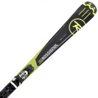 Rossignol P 200X + XPRESS 10 - Sjezdové lyže