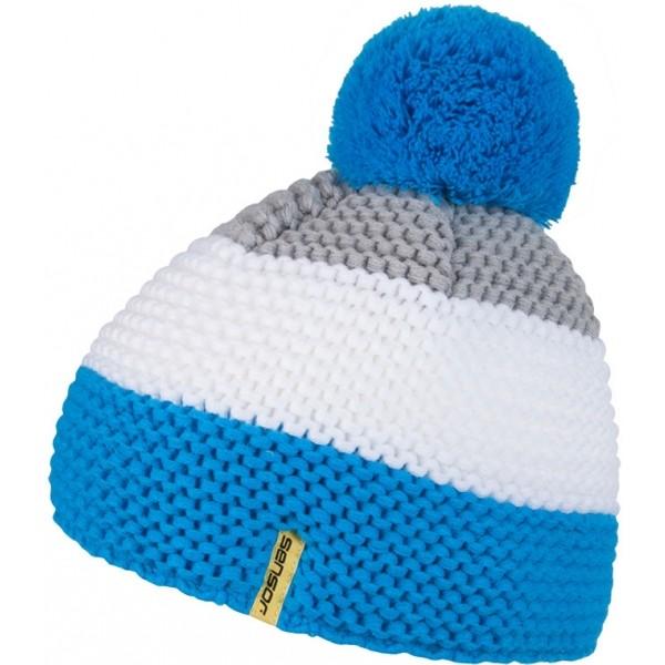 Sensor ČEPICE POM-POM - Zimní čepice