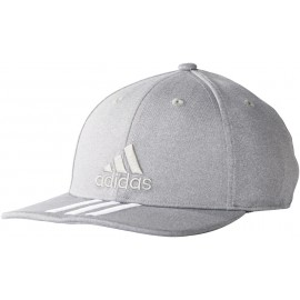 adidas 6 PANEL CLASSIC CAP 3 STRIPES MELANGE
