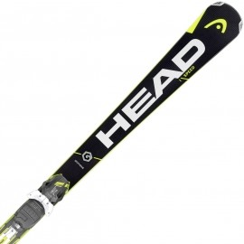 Head iSUPERSHAPE SPEED SW + PRX 12 YELL