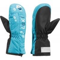 Leki LITTLE POLAR ZAP - Juniorské sjezdové rukavice