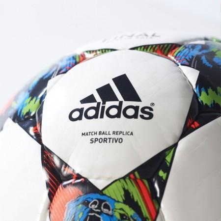 Fotbalový míč - adidas FINALE BERLIN SPORTIVO - 4