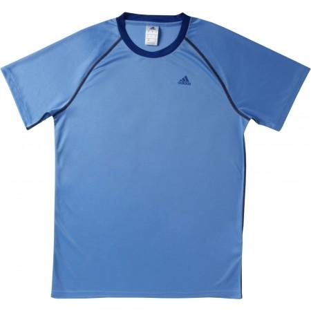 Pánské sportovní tričko - adidas BASE PLAIN TEE - 1